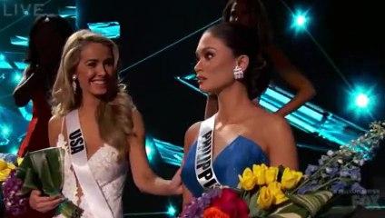 Miss Universe 2015 Winner Miss Philippines Pia Alonzo(Steve Harvey Epic FAIL)
