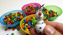 toys M&M's Surprise Toys Hide & Seek - Angry Birds, Frozen Olaf, Filly & Peppa Pig Toys Playing
