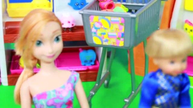 cover Shopkins Disney Frozen Anna Toby Barbie Shopkin Blind Bag Collection Bakery AllToyCollector