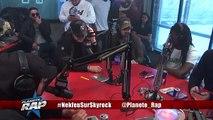 Nekfeu, Dooms, Alpha Wann, S-Crew & Eff Gee en freestyle dans Planète Rap !