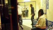 ZOMBIE ATTACK PRANK ON POLICE STATION - ZOMBIE APOCALYPSE PRANK - ZOMBIES SCARE PRANK