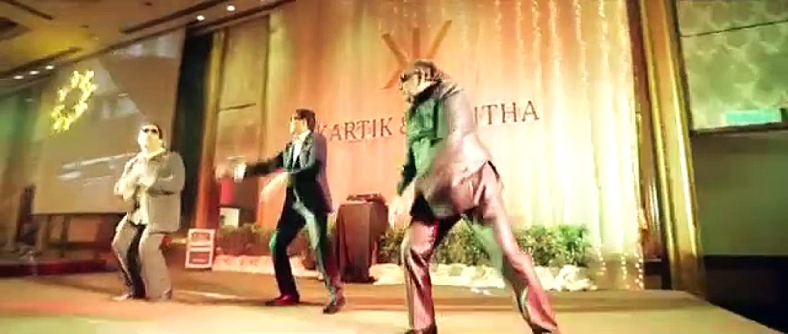 Malaysia Best Indian Wedding Video   Kartik & Kavitha Reception Trailer