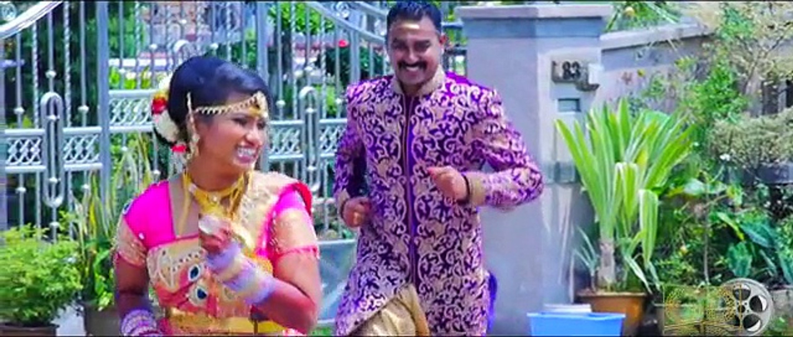 Malaysian Indian wedding Highlights of Siva & THR Raaga V-Sha BY Golden Dreams Gdu