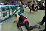 Super Delfin Gran Naniwa vs Jinsei Shinzaki TAKA 12 17 94