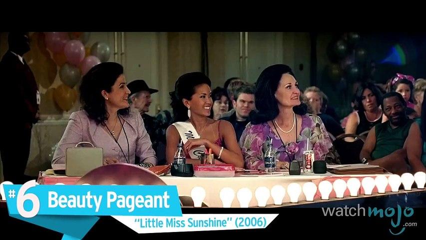 Top 10 Awkward Movie Stripping Scenes (Quickie)