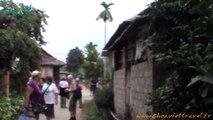 Visite de l'école maternelle à Mai Chau   Voyage au Vietnam avec une agence de voyage francophone au Vietnam sur mesure