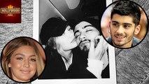 Gigi Hadid CARESSES  Zayn Malik In Hot New Pic | Hollywood Asia