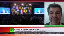 Historic Victory: Far-right National Front wins big in French regional elections