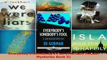 Everybodys Somebodys Fool The Sam McCain Mysteries Book 5 PDF