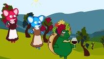 Chantons La Vigne - Comptine pour enfant