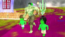 Hulk Cartoons Dancing And Singing Rain Rain Go Away Nursery Rhymes For Children