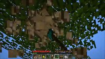 Minecraft_ TREE ORES (DIAMOND TREES, EMERALD TREES, GOLD TREES, & MORE!) Mod Showcase