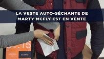 Mise en vente de la veste auto-séchante de Marty McFly   de «Retour vers le Futur»