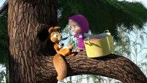 Маша и Медведь Маша + каша (Маша закормила кашей всех)