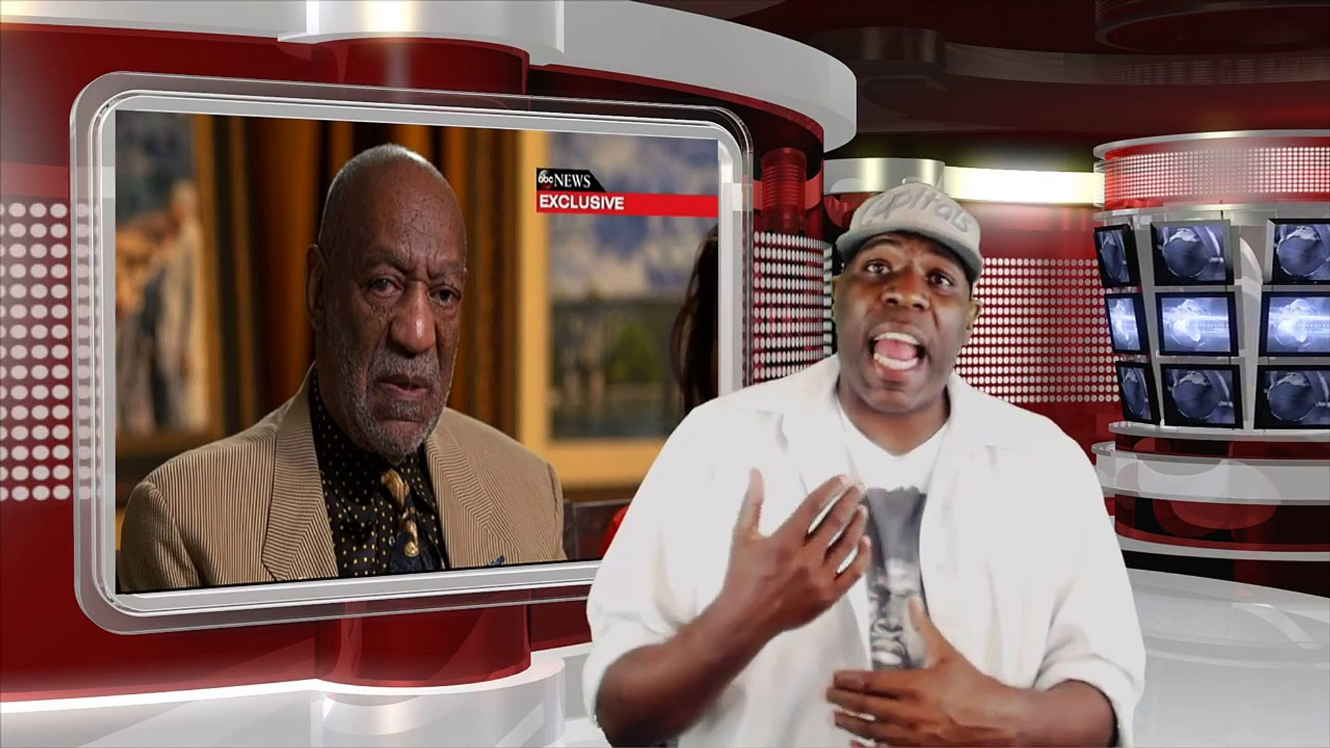 New Video of Bill Cosby Addressing Sexual Assault Allegations: I Dont Talk About it