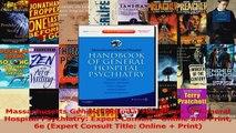 PDF Download  Massachusetts General Hospital Handbook of General Hospital Psychiatry Expert Consult  PDF Full Ebook