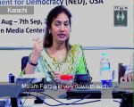 """10-Day Media Training Workshop on """"Human Rights & Democratic Values in Mysticism"""" – Karachi  29 Aug –7th Sep 2015"""