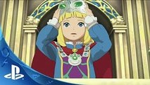 PlayStation Experience 2015: Ni no Kuni II - Announcement Trailer   PS4