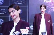 Sonam Kapoor & Other Bollywood celebs at the launch of Volkswagen's 21st Century Beetle   Bollywood News Gossips