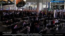 Aterrizaje del Falcon 9, cohete de Space X
