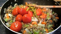 Vegetable Beef Soup - How To Make Vegetable Soup