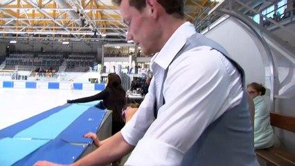 Championnat de France Synerglace Elite 2015 - Patinage Artistique Couple : Programme libre