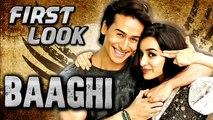 Baaghi Movie Song Sathiya Arijit Singh Ft Tiger Shroff