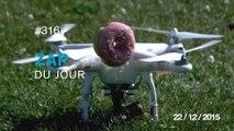 ZAP DU JOUR #316 : Atterrissage de Falcon 9 / Traverser une rivière en Russie / Drone Blender / Smoke Tricks /