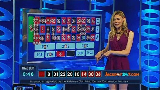 Jackpot247 Presenter