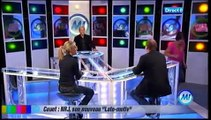 """Morandini!"": Cauet sème la pagaille chez Jean-Marc Morandini"