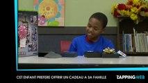 Ces enfants défavorisés veulent gâter leurs parents pour Noël : La vidéo buzz bouleversante !