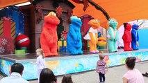 Amusant aire de Jeux Extérieure pour les Enfants   Sesame Place de parc à Thème