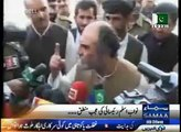 CM Balochistan Raisani Stupid talk continues. This time he is ready to do politics in Hell.