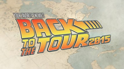 A look back on 2015: the touring
