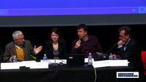 Première table ronde : la répression. Introduction des débats par Jean-Marie Guillon.