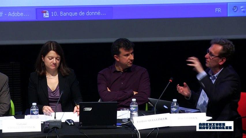 Première table ronde : la répression. Troisième mise en perspective par Jean Vigreux.