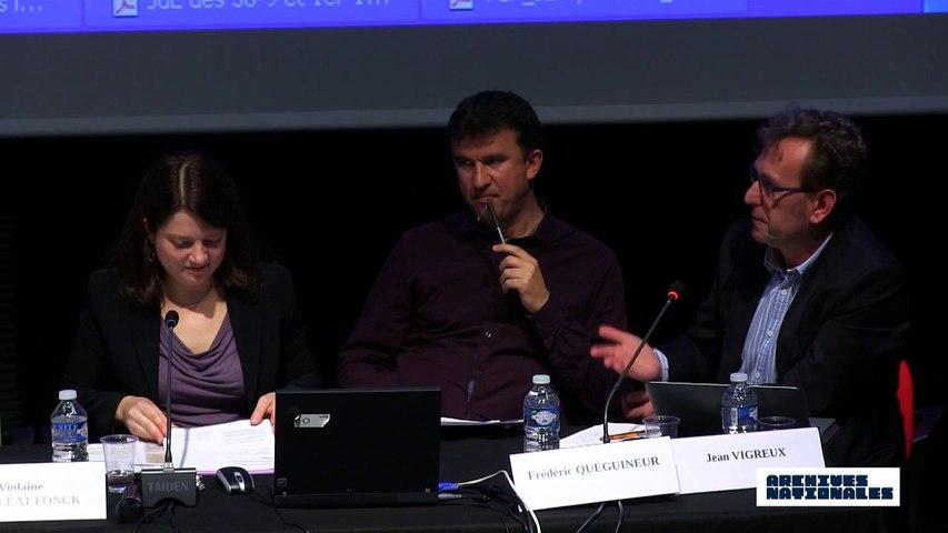 Première table ronde : la répression. Première mise en perspective par Jean Vigreux.