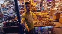 'İstanbul'da 24 Saat' Bir Turistin 2 Dakikalık Videoya Sıkıştırabildiği Günübirlik Gezisi