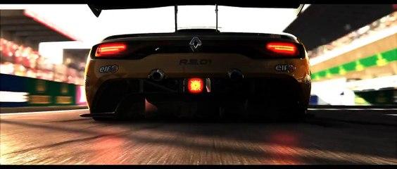 Trailer DLC Car Pack Renault Sports de Project Cars