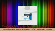 Developing Software for Symbian OS 2nd Edition A Beginners Guide to Creating Symbian OS Read Online