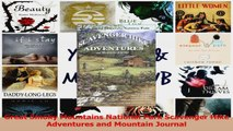 PDF Download  Great Smoky Mountains National Park Scavenger Hike Adventures and Mountain Journal Read Full Ebook