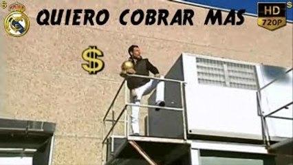 """Crackòvia - Cristiano Ronaldo """"Quiere Cobrar Mas"""" 2015"""
