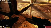 Wolfenstein The Old Blood - Chapter 5 All Collectible Locations (Gold, Nightmare Levels, L