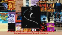 PDF Download  Ol Blue Eyes A Frank Sinatra Encyclopedia Encyclopaedia of Frank Sinatra Read Online