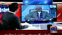 Aaj Shahzaib Khanzada Kay Saath 22nd December 2015 on GEO News