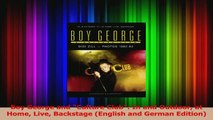 Boy George and Culture Club In and Outdoor at Home Live Backstage English and German Download