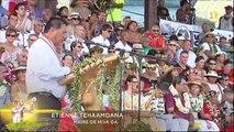 Cérémonie d'ouverture du 10è Festival des arts des îles Marquises - 16 12 2015 - Polynésie 1ère