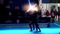 Torneo de Fencing Saber Championship STAR WARS