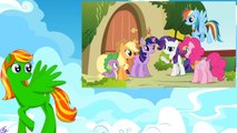 MLP:FiM S3E10 Blind Reaction - Keep Calm and Flutter On