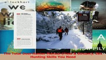 Read  The Total Deer Hunter Manual Field  Stream 301 Hunting Skills You Need Ebook Free